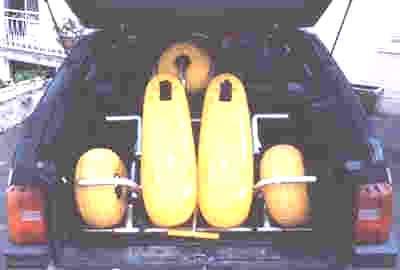tiralo car1 - Kumsalda-sahilde-denizde y�zebilen sandalye